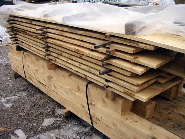 Lumber | Koenig Cedar